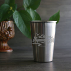 Mountain Trail Stainless Steel Cup (Retired)