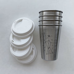 Orion Stainless Steel Cup (Retired)