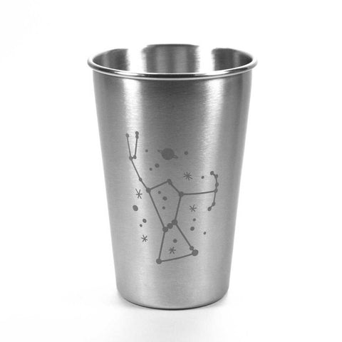 Orion constellation stainless tumbler, 16oz