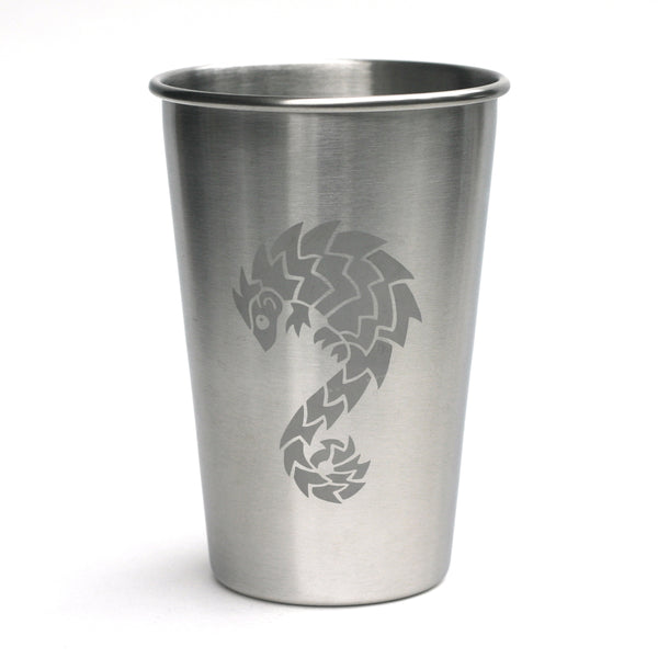 Pangolin stainless steel 16oz cup