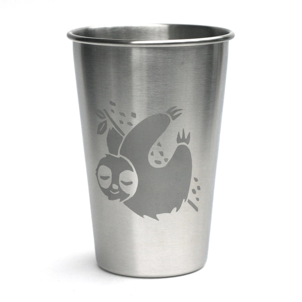 stainless steel 16oz cup