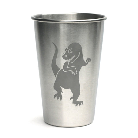 T-Rex Stainless Steel Cup (Retired)