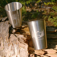 Tree Stainless Steel Cup (Retired)