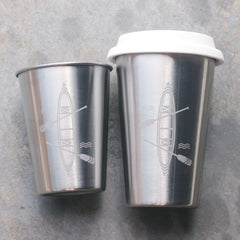 Canoe Stainless Steel Cup (Retired)