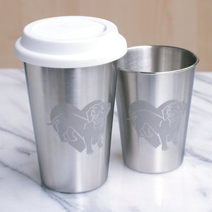 Dachshund Dog Stainless Steel Cups by Bread and Badger