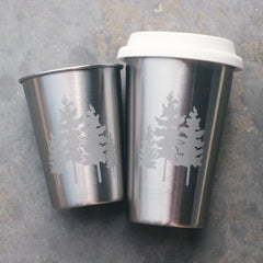 Family Tree Stainless Steel Cup (Retired)