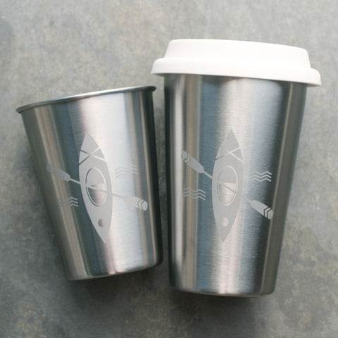 Kayak Stainless Steel Cup