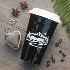 Mountain Trail Travel Mug (Retired)