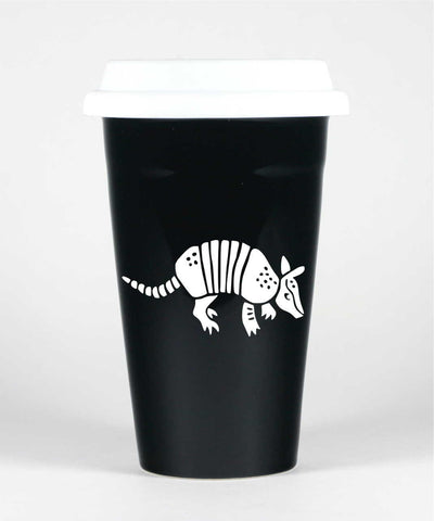 Armadillo Travel Mug (Retired)