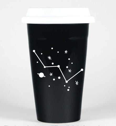Cassiopeia Constellation Travel Mug (Retired)
