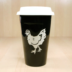 Chicken Travel Mug (Retired)