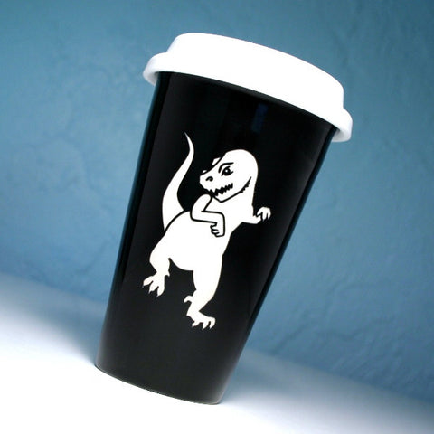 T-Rex Travel Mug