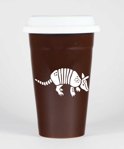Armadillo Travel Mug