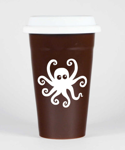 Octopus Travel Mug (Retired)