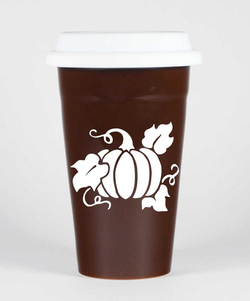 Pumpkin Travel Mug (Retired)
