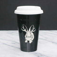 Jackalope Travel Mug (Retired)
