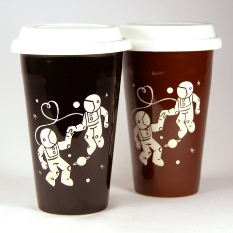 Astronaut Love Travel Mug (Retired)