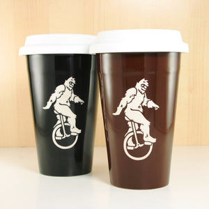 sasquatch travel mugs