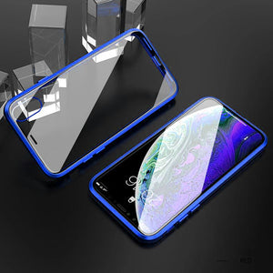 Armor Magnetic Case Blue