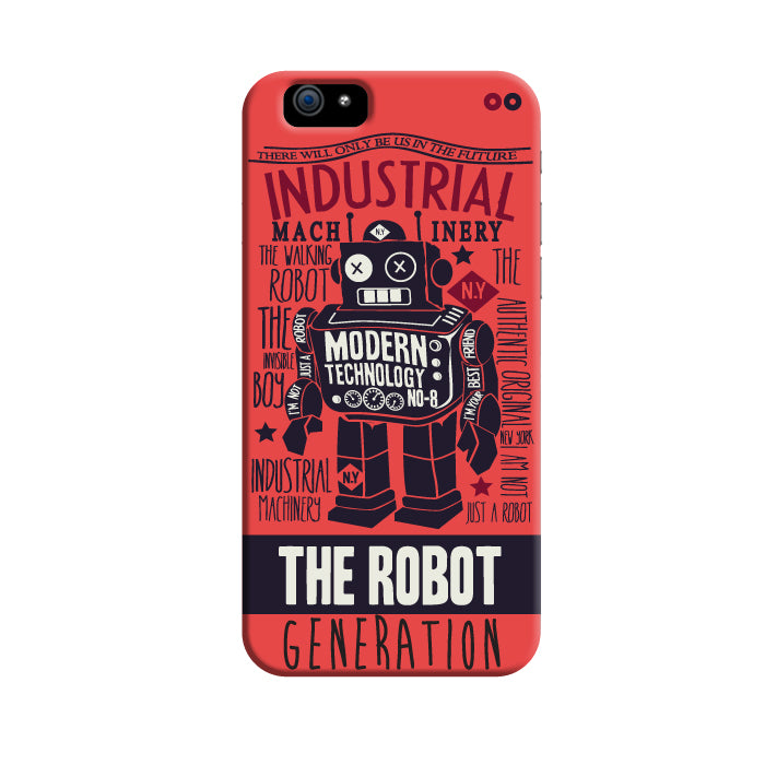 The Robot Generation 3D Case