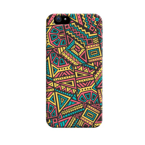 Tribal Pattern 3D Case