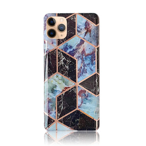 Black Rose Gold Plated Silicon Case