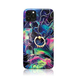 Colorful Holographic Silicon Case
