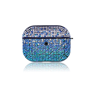 Crystal Gradient Blue AirPods Pro/Airpods Case