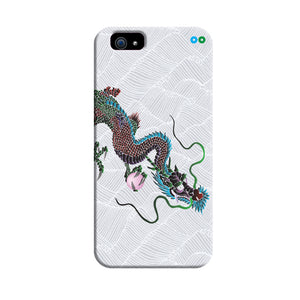 Dragon Pattern 3D Case