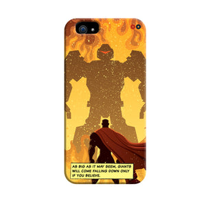 Facing Giants 3D Case