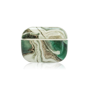 Green Marble AirPods Pro Case