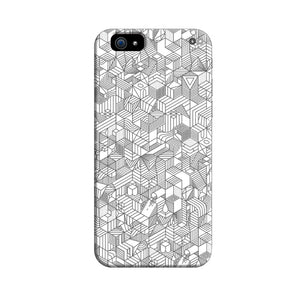 Linear Abstract Pattern 3D Case