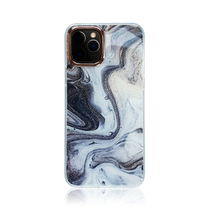 Opal Marble Silicon Case