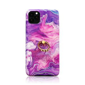Pink Holographic Silicon iPhone Case