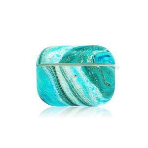 Sea Marble AirPods Pro Case