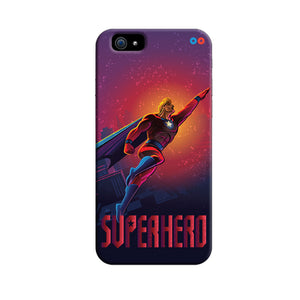 Superhero 3D Case