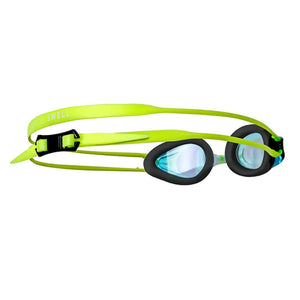 BARREL Racing Swim Goggles-AQUA/NEON YELLOW - OSFA / Neon Yellow - Swim Goggles | BARREL HK