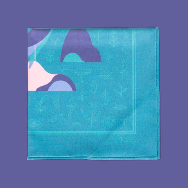 Oula <br> Pocket Square