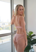 Load image into Gallery viewer, JESSICA PINK LACE SET