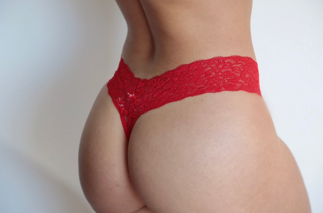 LACE G-STRING