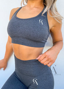 COMFORT SEAMLESS CROP TOP