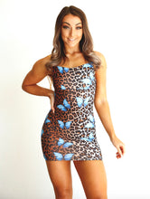 Load image into Gallery viewer, YOU ARE MY BUTTERFLY MINI DRESS
