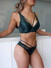 Load image into Gallery viewer, THORA PUSH UP BRA SET