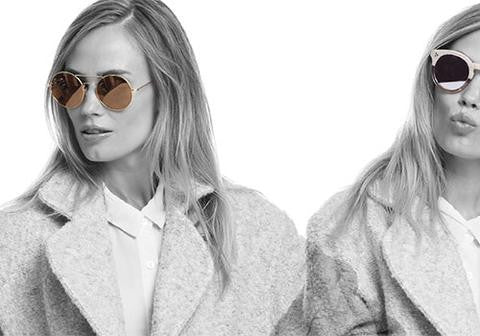 Easy on the Eyes: Illesteva Sunglasses