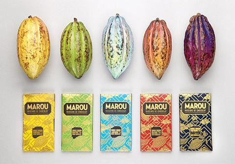 Introducing Marou Faiseurs de Chocolat from Vietnam