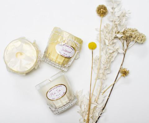 Cocktail Soy Wax Candles by Room 2046