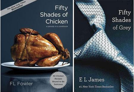 Fifty Shades of Grey / Chicken