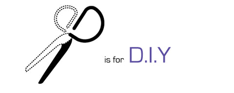 D is for D.I.Y.