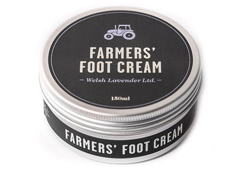 Farmers' Lavender Foot Cream 150ml | Room 2046 Toronto Canada