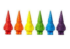 FCTRY Bavarian Gnome Crayons Set available from Room 2046 shop studio Toronto Canada